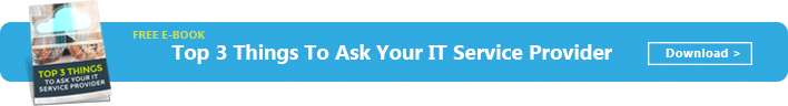 Top 3 Things to Ask Your IT Service Provider | Comlink Solutions - Managed IT Support and Services Sydney